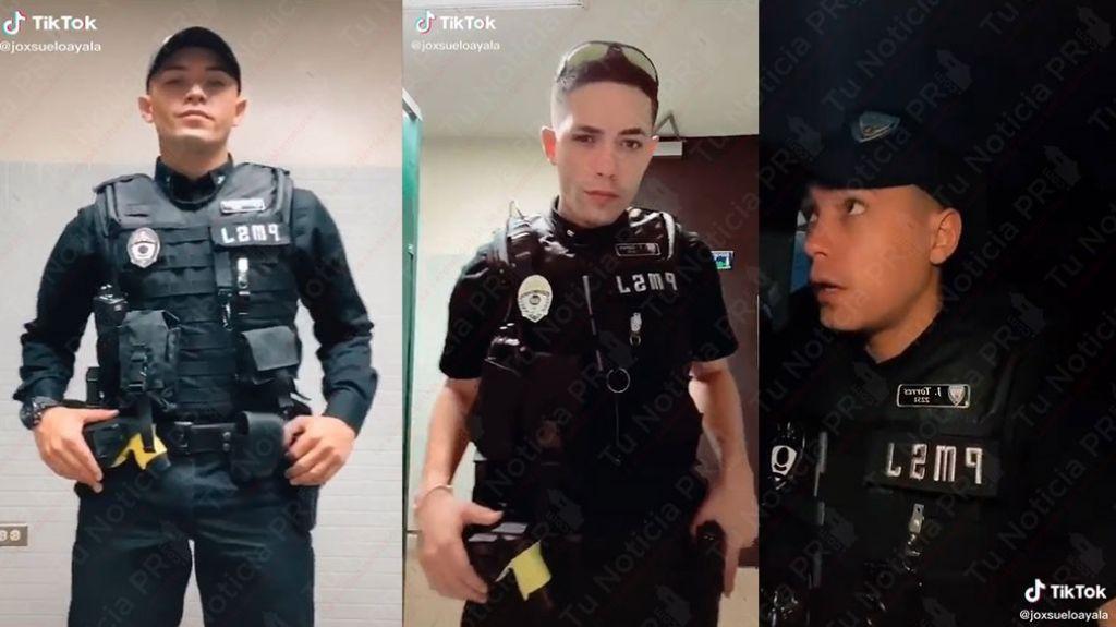 Viral Videos De Policía Municipal De San Juan Haciendo Tik Tok En Horas De Trabajo